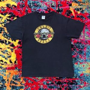 2003 Guns N Roses Logo Shirt